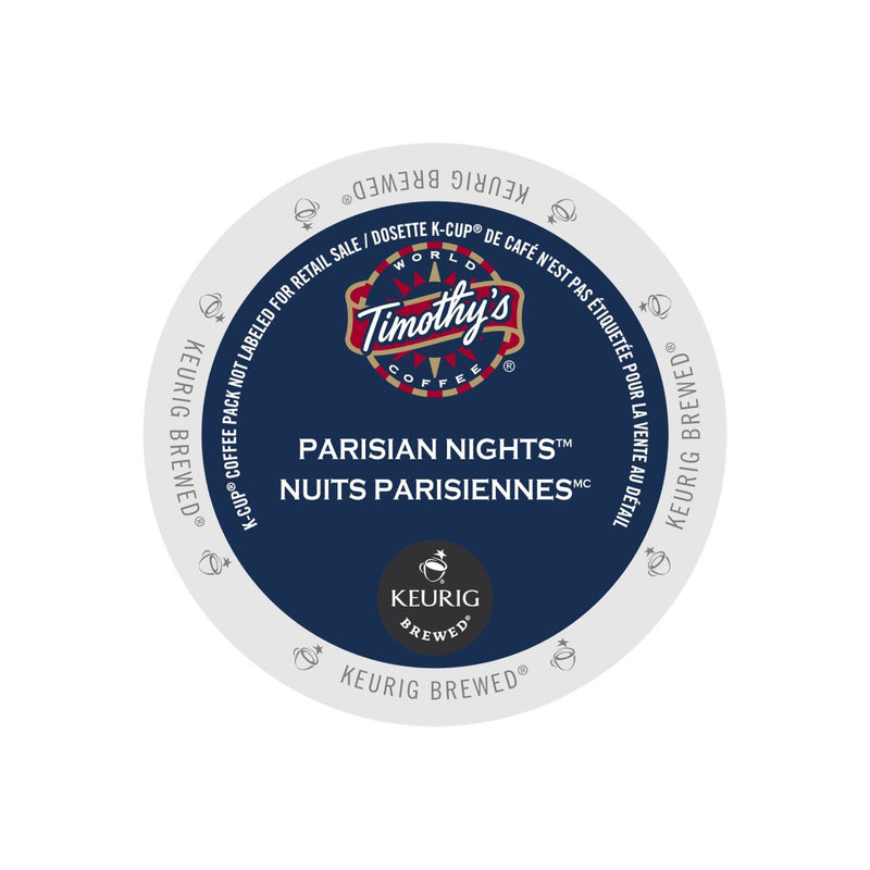 Timothy's Parisian Nights K-Cup Pod
