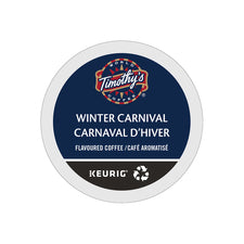 Timothy's Winter Carnival K-Cup Pods 24ct