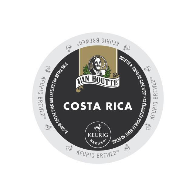 Van Houtte Fair Trade Costa Rica K-Cup Pod