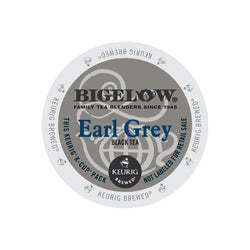 Bigelow Earl Grey Tea K-Cup® Coffee 24ct
