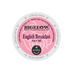 Bigelow English Breakfast Tea K-Cup® Coffee 24ct