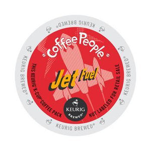 Coffee People Jet Fuel Extra Bold K-Cups 24ct