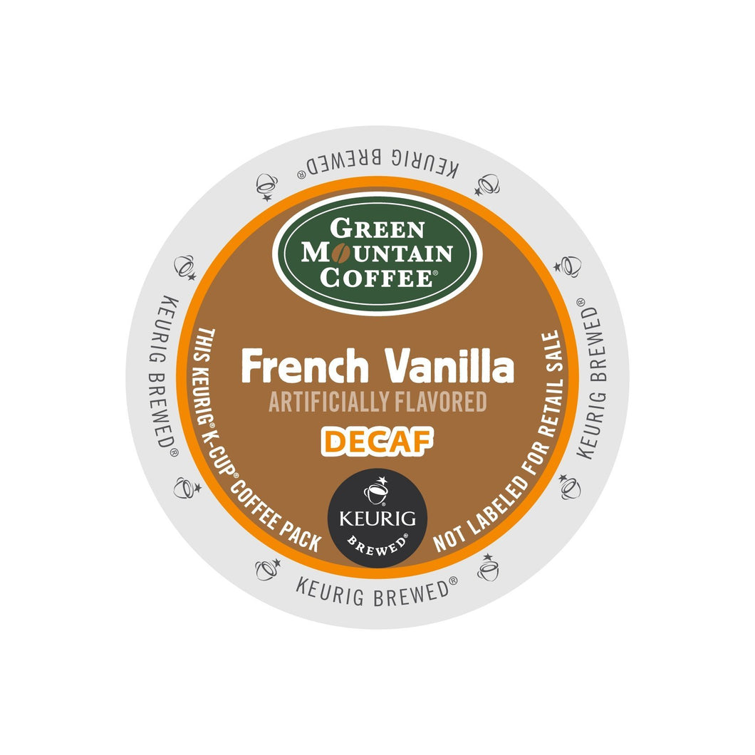 Green Mountain Coffee Decaf French Vanilla K-Cup® Pods 24ct