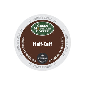 Green Mountain Coffee Half-Caff Blend K-Cup® Pods 24ct