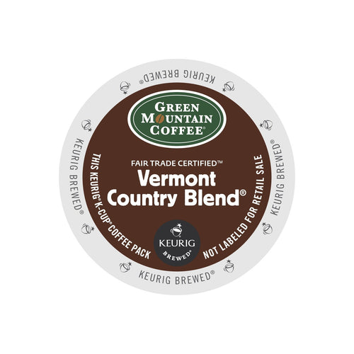 Green Mountain Coffee Vermont Country Blend K-Cup® Pods 24ct Medium