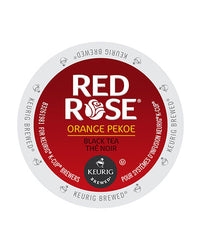 Red Rose Orange Pekoe Tea K-Cup Pods 24ct