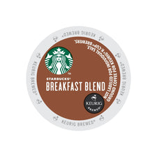Starbucks Breakfast Blend K-Cups 24ct