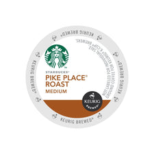 Starbucks Pike Place K-Cups 24ct