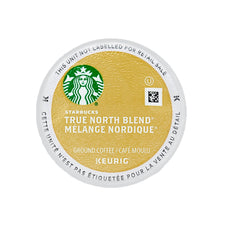 Starbucks True North Blend (Veranda) K-Cup Pods 96ct