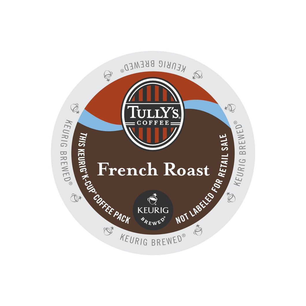 Tully's French Roast K-Cup® Pods 24ct Dark