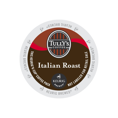 Tully's Italian Roast K-Cup® Pods 24ct Bold