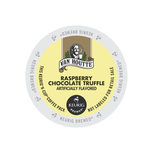 Van Houtte Raspberry Chocolate Truffle K-cup Pods 24ct