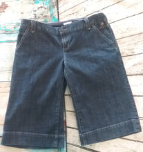 Size 6 Adjustable Bermuda Maternity Shorts