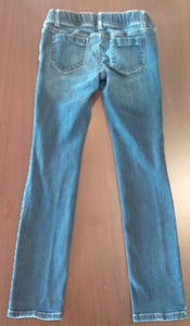 Size 2 Stretch Medium Wash Skinny Jeans