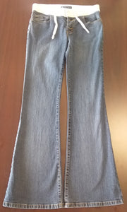 Small Stretch Band Bootcut Jean