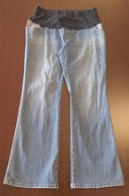 XL Full Front Belly Panel Medium Wash Bootcut Jean