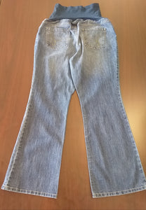 XL Full Panel Medium Wash Bootcut Jean