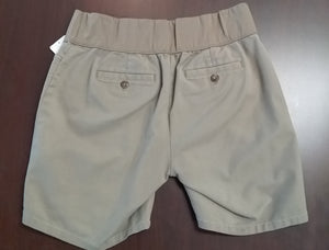 Size 10 Stretch Under Belly Khaki Shorts