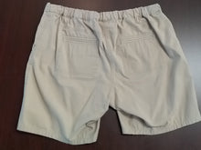 Size 10 Stretch Light Khaki Maternity Shorts