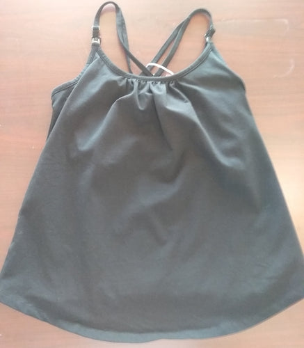 New Small Black Nursing Cami