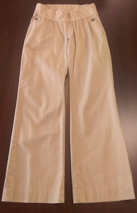 Size 6 Under Belly Panel Khaki Maternity Pants