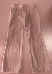 Small Under Belly Panel Brown Maternity Pants