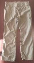 Small Stretch Olive Green Cargo Maternity Pants