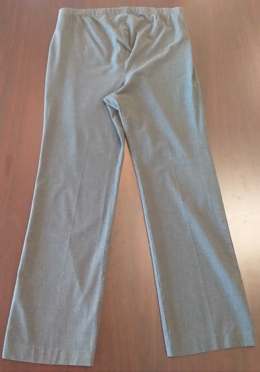 Size 4 Stretch Band Gray Maternity Pants