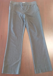 Small Stretch Band Dark Gray Maternity Pants