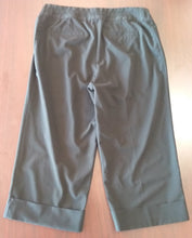 Size 12 Under Belly Panel Black Maternity Pants