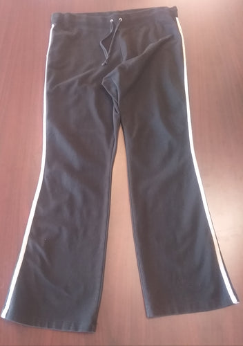 Small Black Maternity Lounge Pants