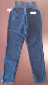 New Size 16 Tall Full Panel Dark Wash Maternity Jean Jeggings