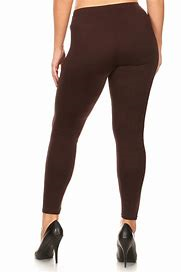 Brushed Super Soft Solid Leggings