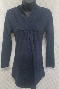 Medium Navy Maternity Sweater