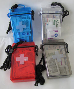 Waterproof Mini First Aid Kit