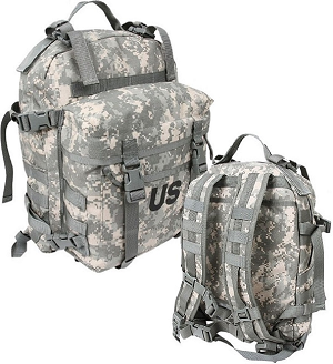 US Army MOLLE Assault Pack