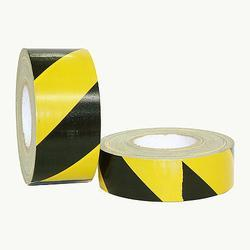 Safety Tape: Yellow/Black Caution Duct Tape (CDT-HS) Adhesive Tape Products