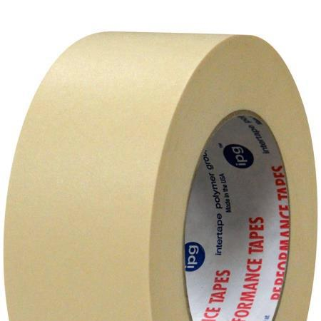 Intertape PG21A High Temp Paper Masking Tape