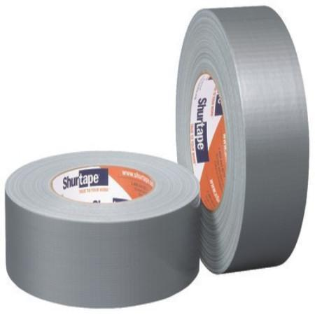 Shurtape PC600S Silver Duct Tape- Roll-TapeMonster
