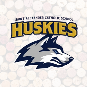 St. Alexander School Huskies 2-Pack