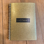 Lazzara Sparkly Notebook
