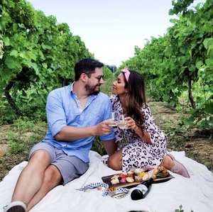 Sunday Picnic in the Vineyard
