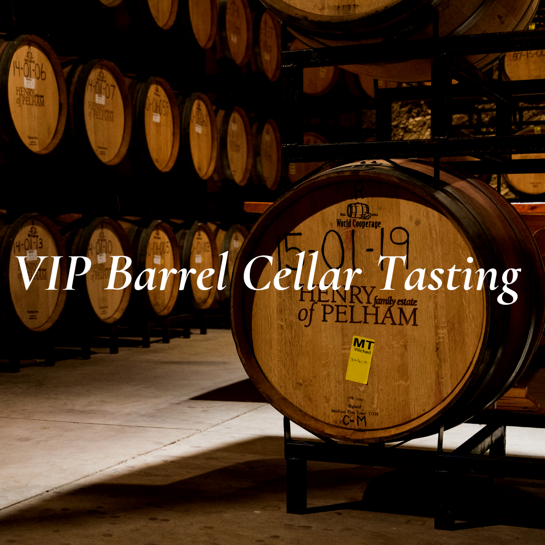 VIP Barrel Cellar Tasting