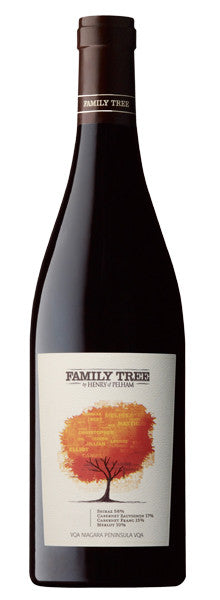 2016 Family Tree Red