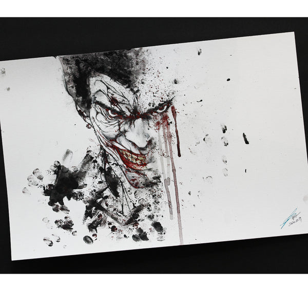 Original Artwork - Joker