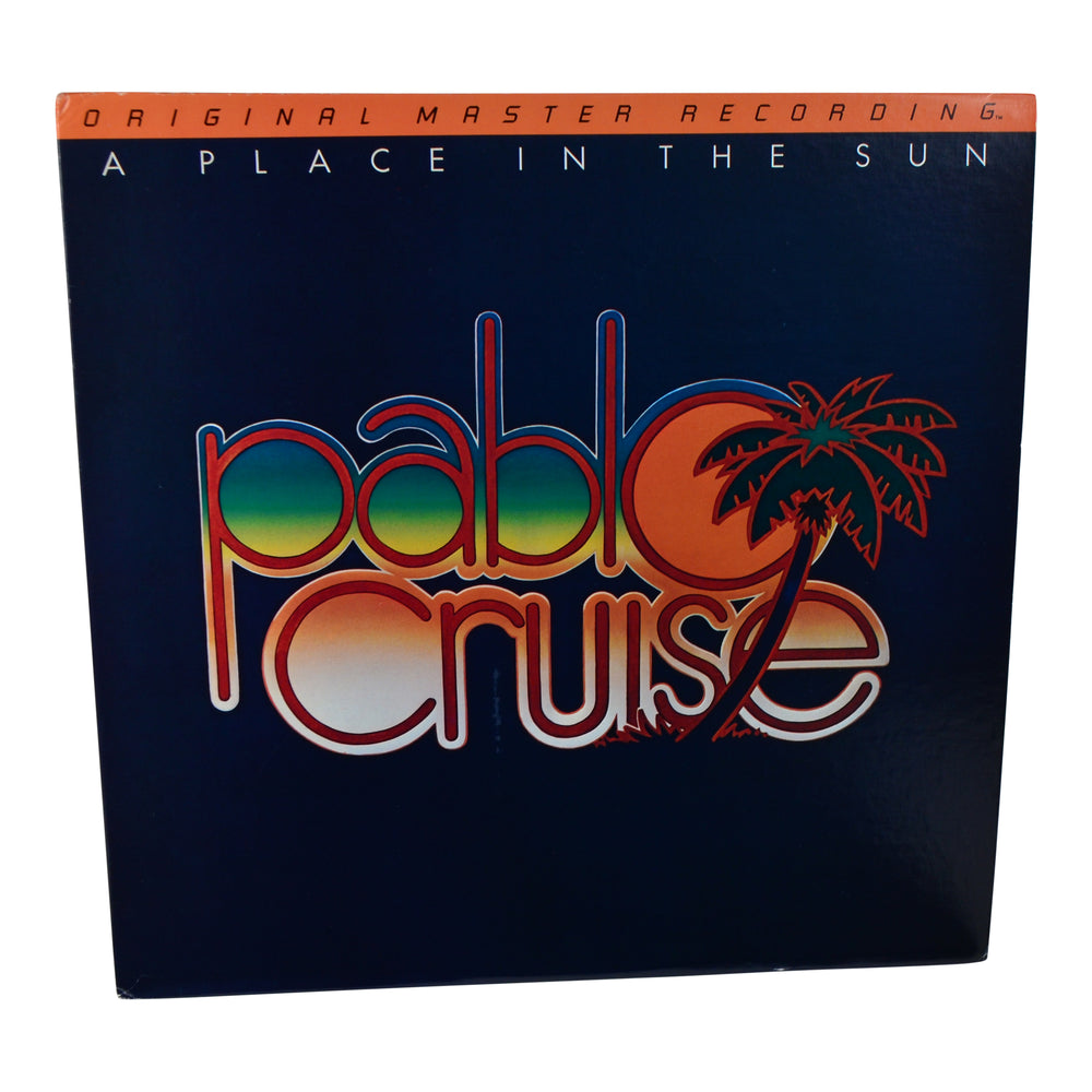 MFSL Collectors: 1980 Mobile Fidelity Pablo Cruise A Place In The Sun LP #1-029
