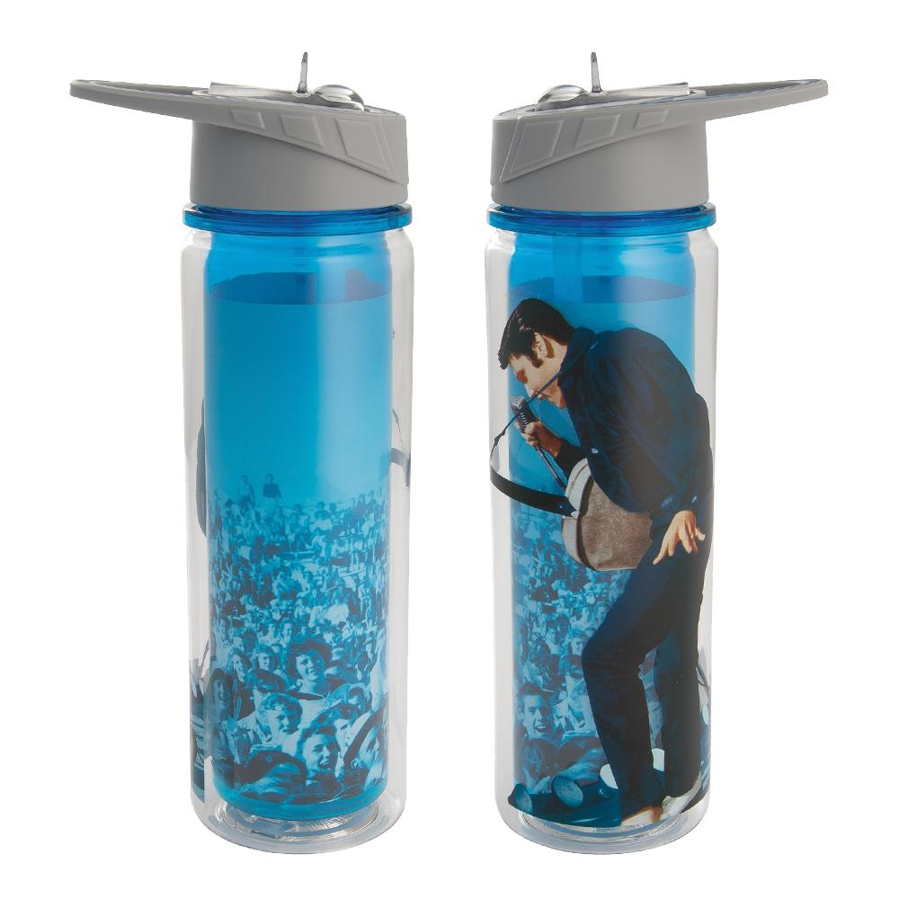 Elvis Presley Vandor 1956 Elvis in Tupelo 16 oz Tritan Water Bottle