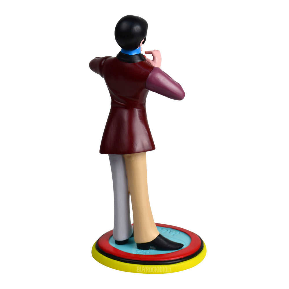 Beatles Collectible: 2011 Knucklebonz Yellow Submarine Rock Iconz Paul McCartney Statue