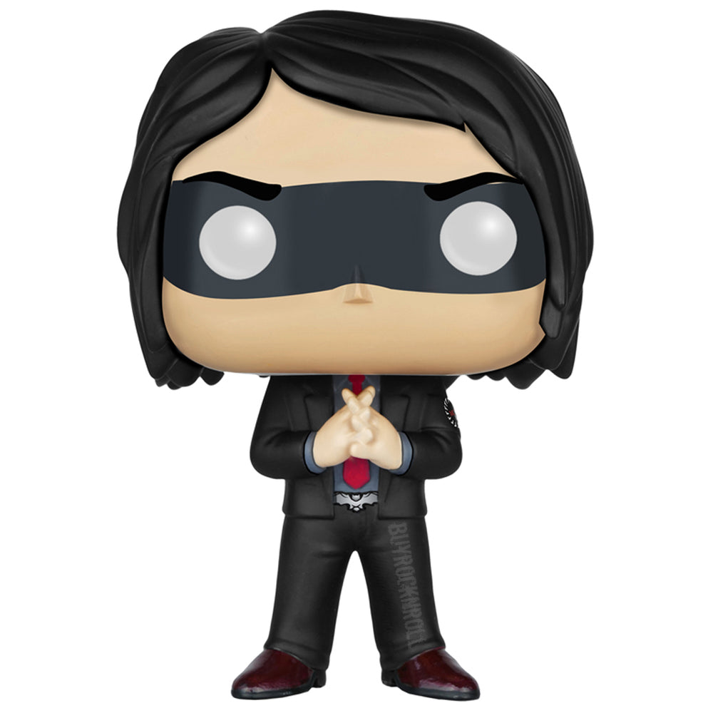 MCR Collectible: 2015 Funko Pop Rocks Gerard Way Revenge Red Tie Vinyl Figure 42