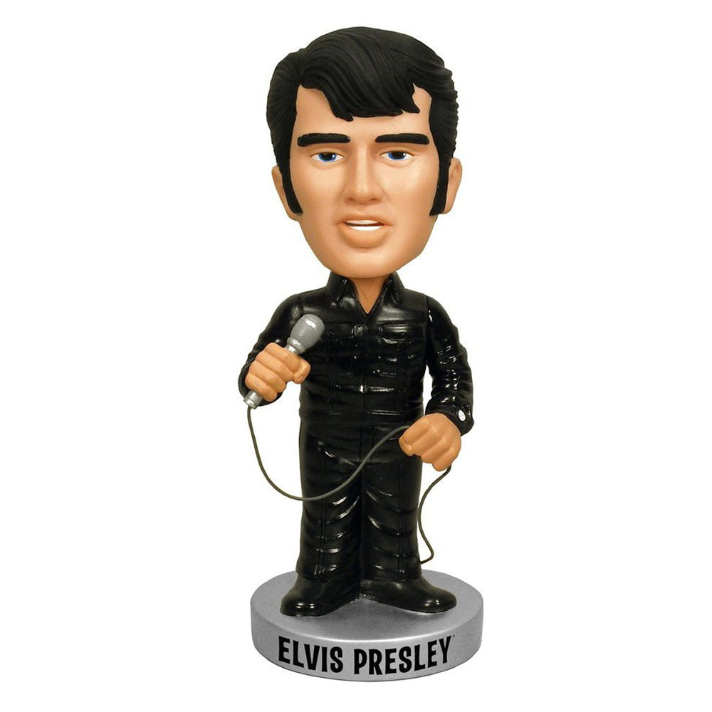 Elvis Presley Collectible: 2009 Funko '68 Special Wacky Wobbler Bobble Head
